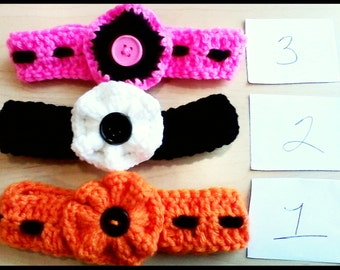 Pick Your Baby Headbands
