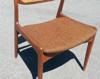 Rare Vintage Mid-Century Danish Modern Chair, Kofod-Larsen for Selig