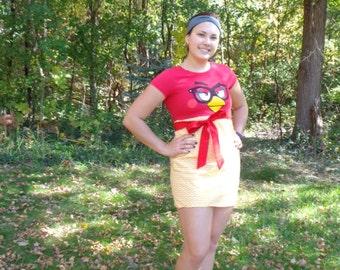 Iowa state University Game Day Dress/ Tailgate Dress