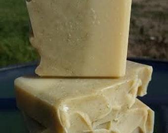 Cinn/Orange/Clove Blend Handmade Soap