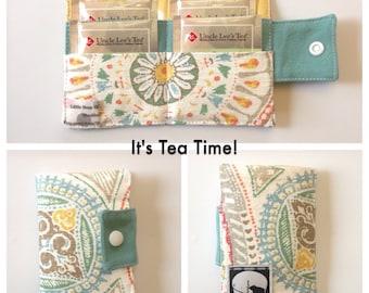 It's Tea Time! - Wallet