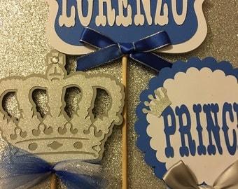 Prince centerpiece sticks (3pc )