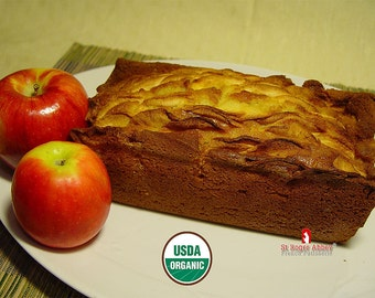 Organic Apple POUND CAKE