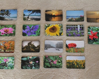 Choose Any Photo Magnet