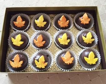 Thanksgiving Cake Bites Gift Box