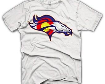 Denver Broncos Colorado Flag Peyton Manning
