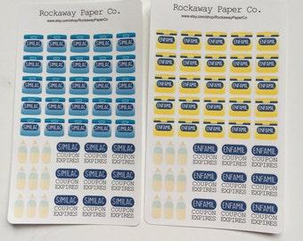 Formula Stickers