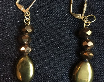 Get Ready for the Holidays with These One of a Kind Earrings