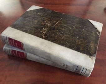 Fragmenta Philosophorum Graecorum, 2 Volumes, Mullachios, 1875, Latin and Greek