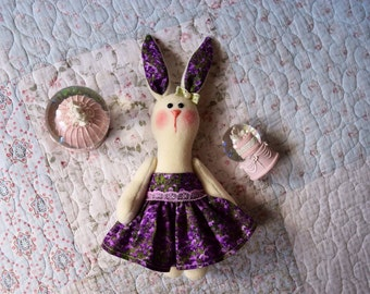 Tilda rabbit (price is for only one doll)