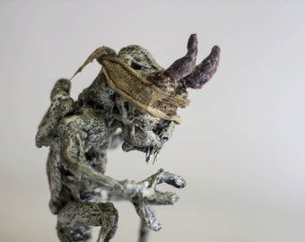 Personalized Demon Imp Sculpture