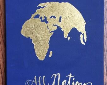 All Nations: Africa & Eurasia