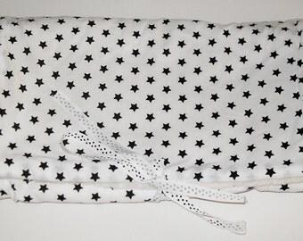Verversmatje with black stars