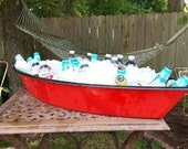 The Tailgating Pirogue - Add Custom Cajun to Tailgating, Parties, Weddings, Reunions, Anything!