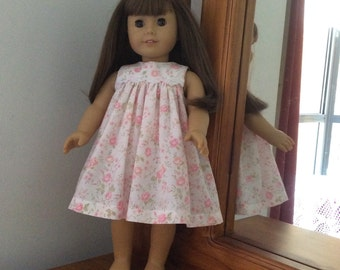 Little nightdress for 18inch dolls or AGdolls .