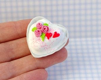 Valentine's Day- miniature cakes