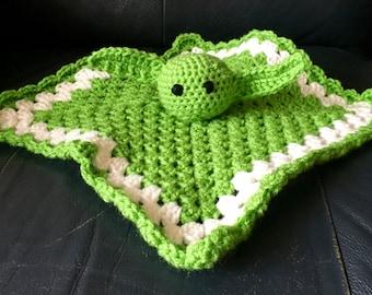 Yoda Lovey Blanket