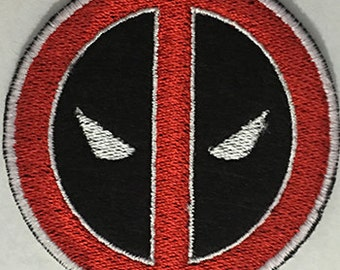 Deadpool Patch & Ornament