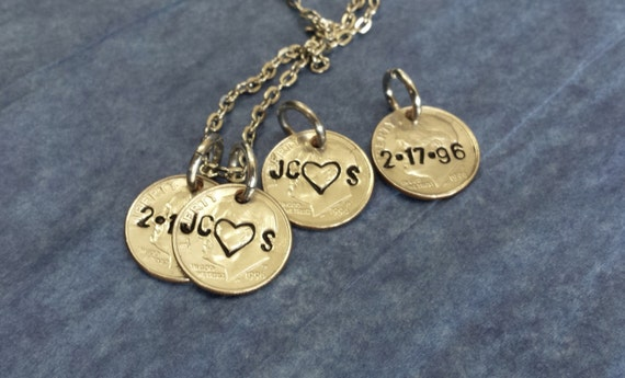 Twentieth Wedding Anniversary Gifts: His And Hers Jewelry 20th Anniversary Gift By