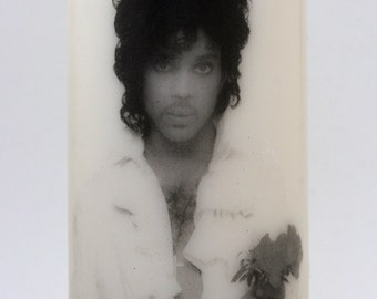Prince | Rock Star Pillar Candle | Everyday Decor