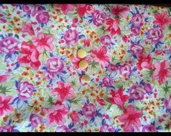 New Born Cloth Diaper (Spring Flowers)
