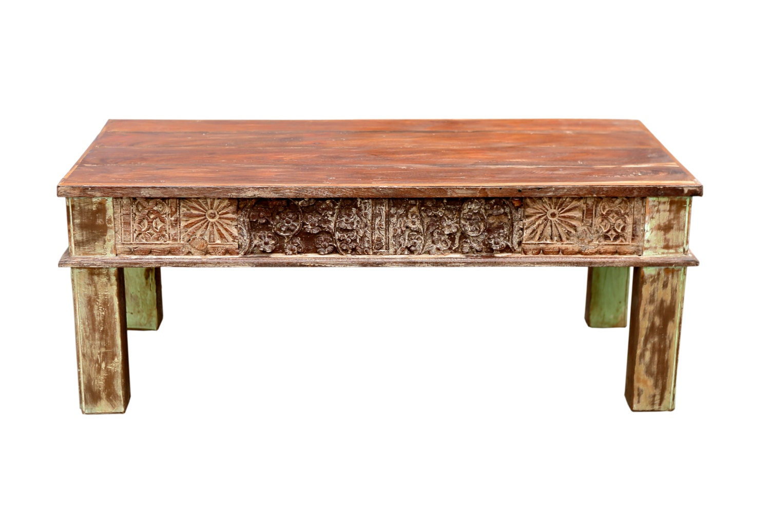 Reconstructed coffee table architectural coffee table indian for Architectural coffee table