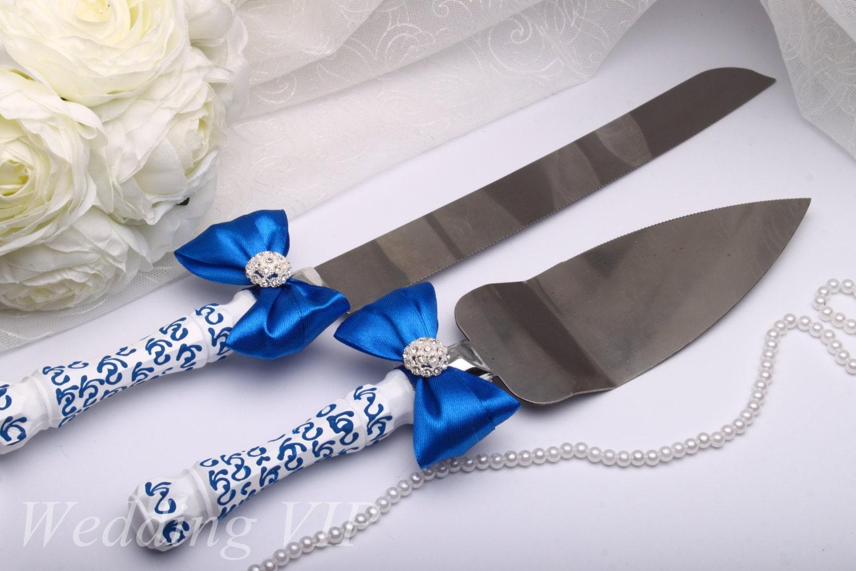 Wedding Cake Knife And Server Set Wedding Cake Server By VIZZARA