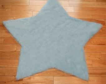 Beautiful Giant Star Rug