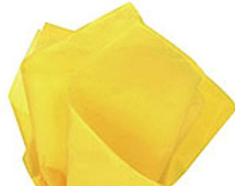 100 Sheets Dandelion 15inch x 20inch Gift Wrap Tissue Paper