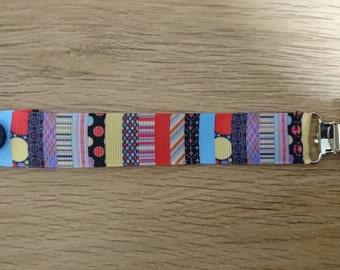 Stripes dummy clip