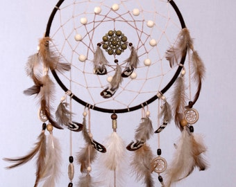 Dream Catchers With Beads Blue dream catcher Large dreamcatcher dreamcatchers boho style 16