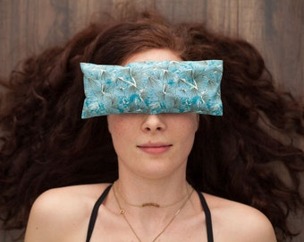 Lavender Eye Pillow / Flaxseed Eye Pillow / Yoga Eye Pillow / Yoga gift / Unique gift / Scented Pillow / Gifts for her / Bridesmaids gift