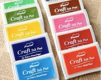 Ink Pad, Rubber stamp pad, Craft Scrapbooking Ink pad