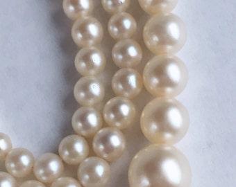 Beautiful c1950 Vintage Pearl Strand