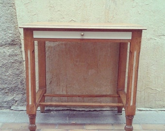 Drawer Table Etsy