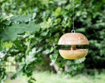 "Monterey Cypress ""Applecore"" Bird feeder - Medium"