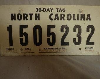 NC Temp Tags - Police Forums & Law Enforcement Forums @ Officer com