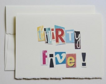 Thirty Five