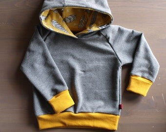 """hoody, Sweatshirt, """"little indian"""""""