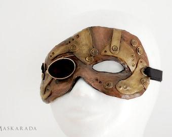 Steampunk mask - SALE