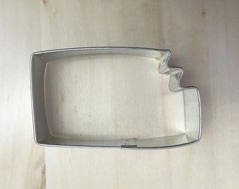 """Kansas 3"""" Cookie Cutter - USA United States of America"""