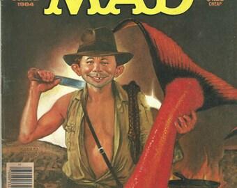 """VINTAGE """"Mad"""" Magazine Stash!!"""