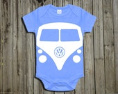 Baby gift. Baby boy OnePiece. Volkswagen baby onesie. Gift for kids. VW baby. VW bus. Baby boy clothes. Baby onsies. First birthday. Onesies