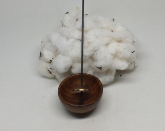 Cotton Fiber Spinning Tahkli Spindle Wood Supported Spindle Bowl Seed Cotton