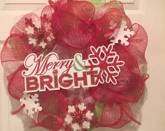 Custom made to order wreaths