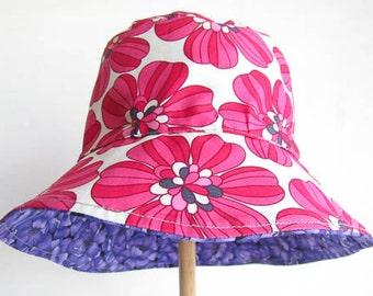 Child's bucket hat - Medium/Large
