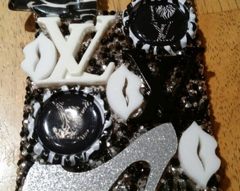 Handmade designer lv case