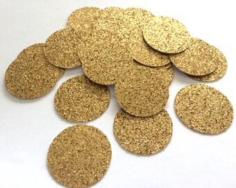 "SALE!! 50% OFF!! Choose your colour. Gold glitter confetti.Black/Silver. 1"". Baby/bridal shower, engagement, birthday, wedding, 1st birthday"