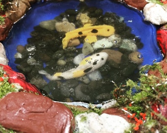 Resin Fish Ponds