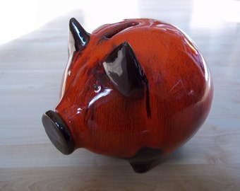 German Piggy Bank Etsy